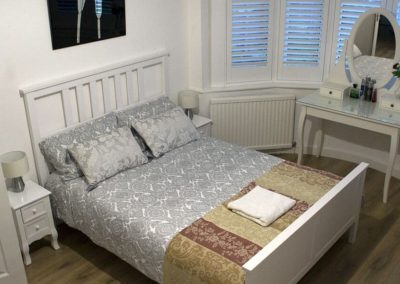 Grenville Holiday Home To Let London Bedroom 1 A
