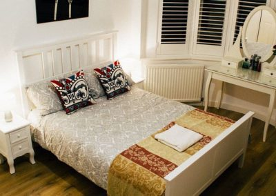 Grenville Holiday Home To Let London Bedroom 1 C