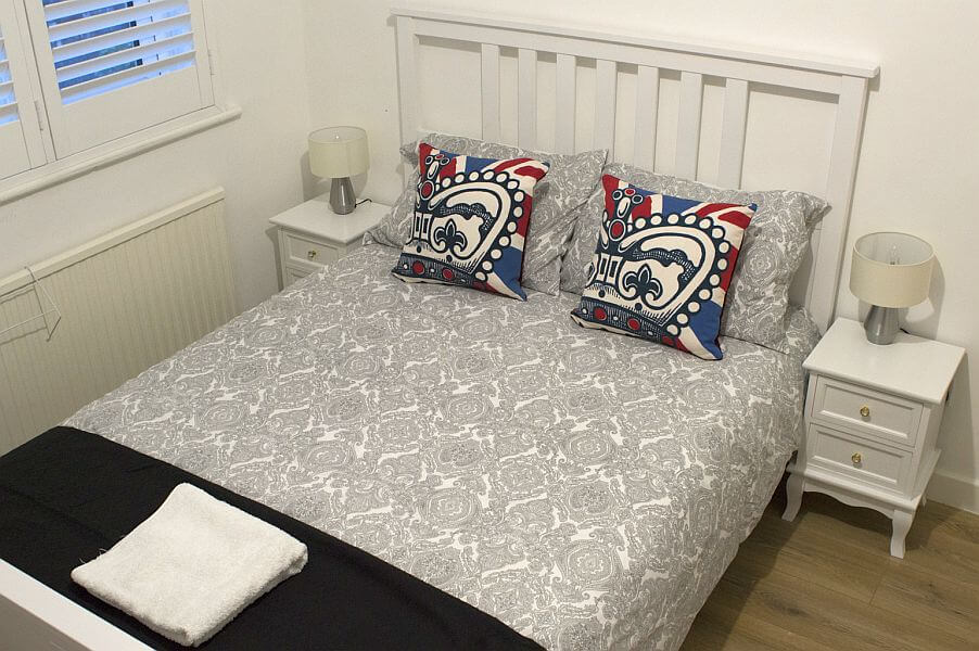 Grenville Holiday Home To Let London Bedroom 3 A