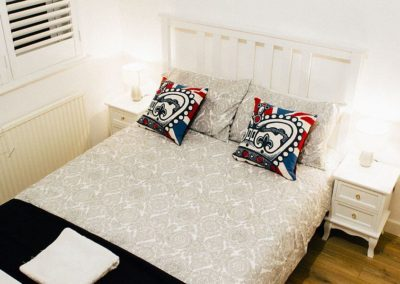 Grenville Holiday Home To Let London Bedroom 3 C