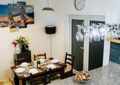 Grenville Holiday Home To Let London Dining Area 1B