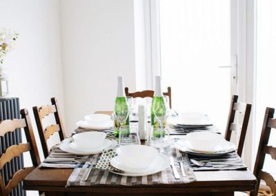 Grenville Holiday Home To Let London Dining Area 4B