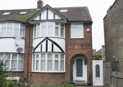 Grenville Holiday Home To Let London Front ViewB