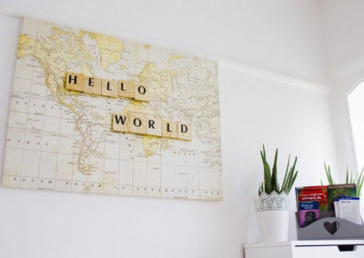 Grenville Holiday Home To Let London Hello & Welcome World