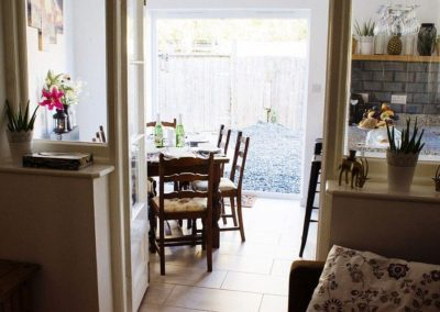 Grenville Holiday Home To Let London Lounge & Dining Area 1B