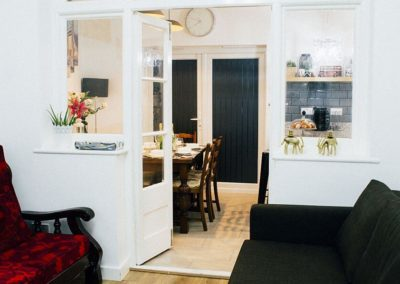 Grenville Holiday Home To Let London Lounge & Dining Area 2B