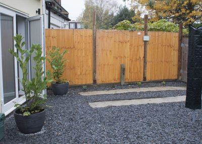 Grenville Holiday Home To Let London Rear Garden 2B