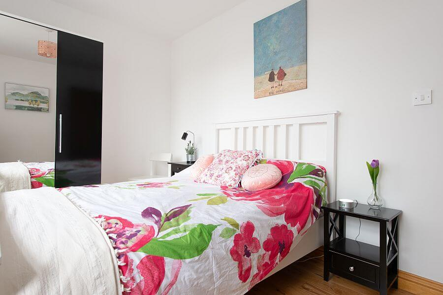 Woodleigh Apartment's Bedroom With Ample Storage For Your Clothes