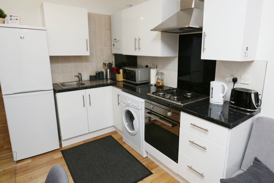 Woodleigh Has a Beautiful, Modern & Well Equipped Kitchen